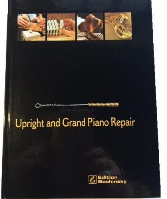 Upright and Grand Piano Repair