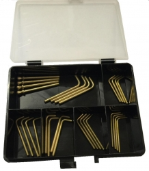 Assorted Hinge Pin Box
