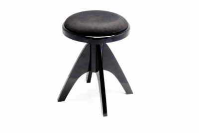 5012RD Round Adjustable Piano Stool