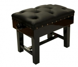 5028B Tozer Leather Concert Piano Stool