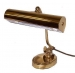 Traditional Brass Piano Lamp