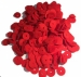 Large Hitchpin Washers Cloth Red 1.0mm